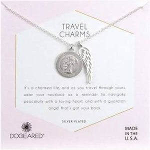 Dogeared Travel Charms Necklace