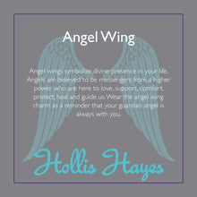 Load image into Gallery viewer, Angel Wing - Blue Lace