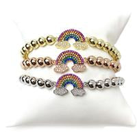 Load image into Gallery viewer, A Rainbow To Bring Hope Bracelet