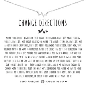 Change Directions Necklace
