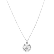 Load image into Gallery viewer, TJazelle Caduceus Charm Adjustable Necklace