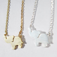 Load image into Gallery viewer, Lucky Elephant Necklace
