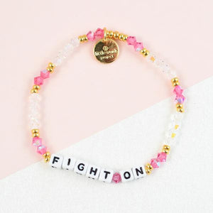 "Little Words Project ""Fight On"" Bracelet"