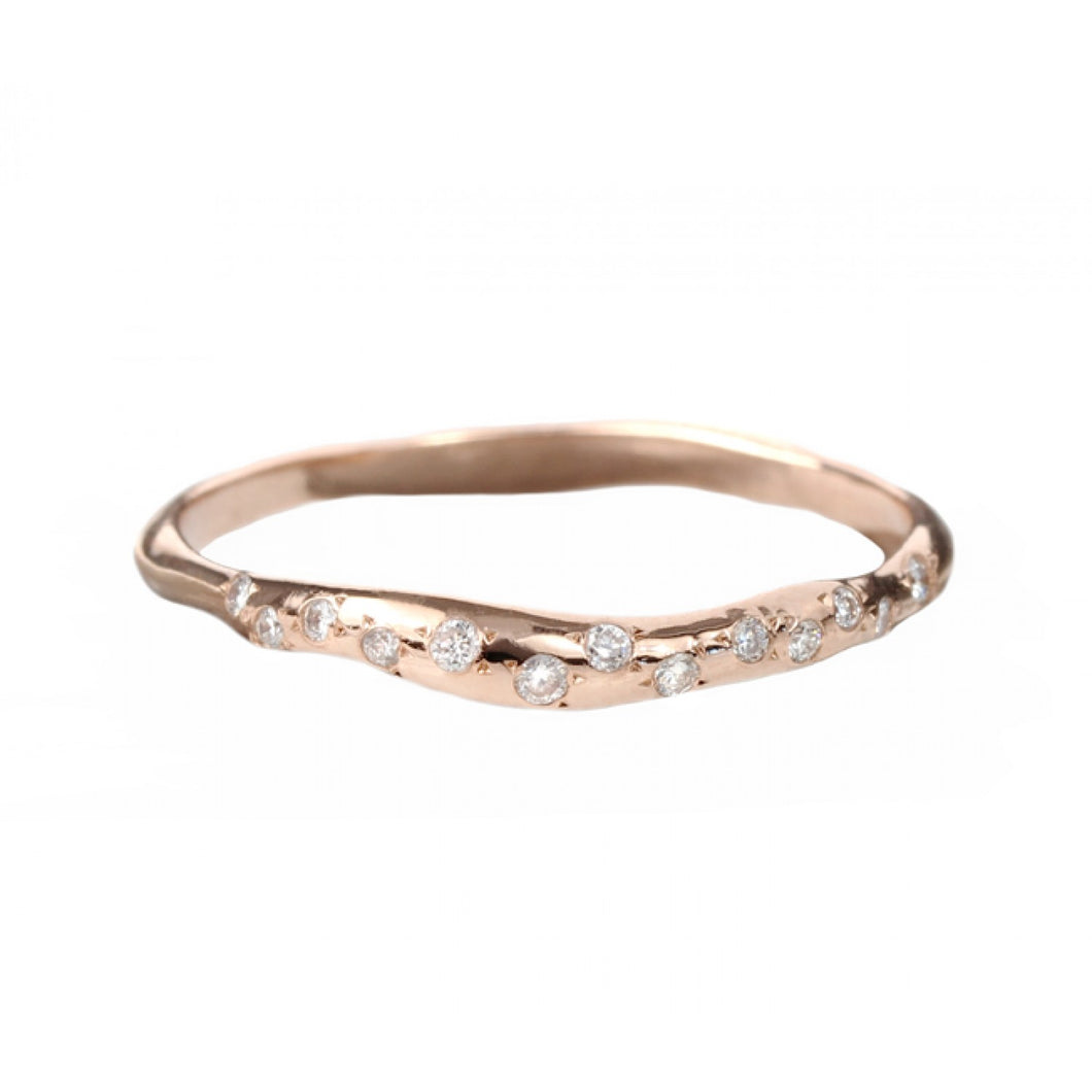 Jingle Ring - Yellow Gold Size 5.5