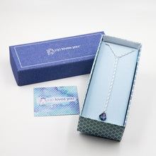 Load image into Gallery viewer, Mermaid Oceana Y Necklace