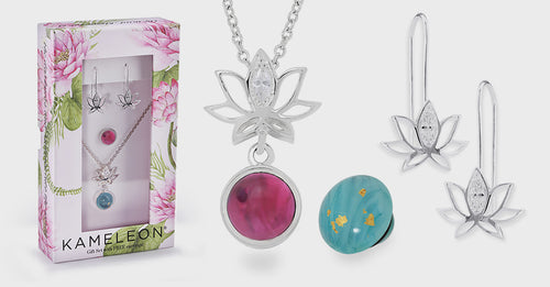 Kameleon Lotus Gift Set