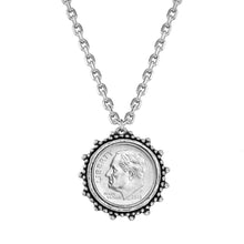 Load image into Gallery viewer, Divine Dime Necklace