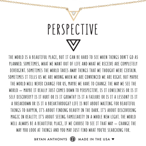 Perspective Necklace