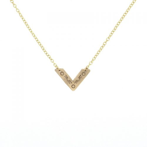 Lotus Ravi Necklace