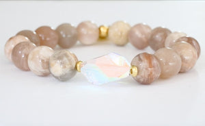Stash Sunstone Bethaney Bracelet with Swarovski Crystal
