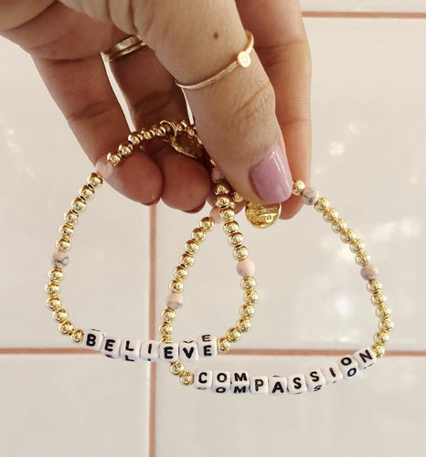 Gold-Filled Little Words Project Collection