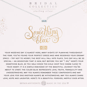 Something Blue Necklace