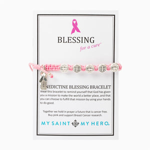 Blessing for a Cure Bracelet