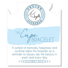 Load image into Gallery viewer, TJazelle The Cape Bracelet Collection