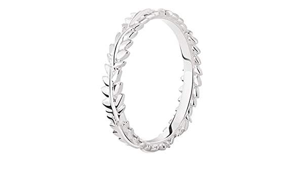 Leaf Band Ring