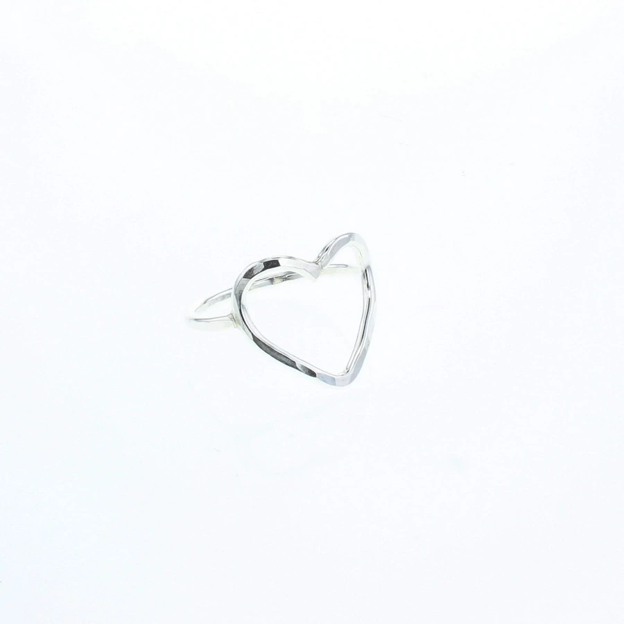 Love Ring - Sterling Silver