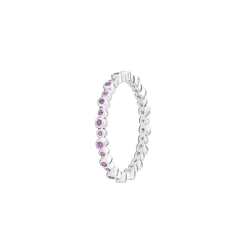 Infinity Purple Ring