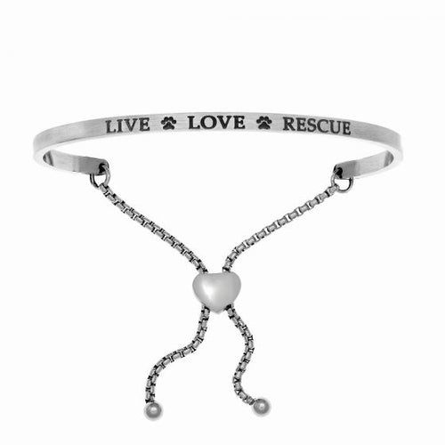 Live Love Rescue Bangle