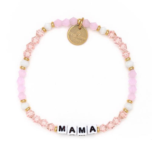 Mama Little Words Project Bracelet