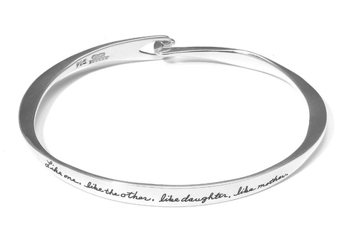 Like One Mother Daughter Bracelet