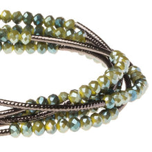 Load image into Gallery viewer, Scout Wrap : olive/hematite