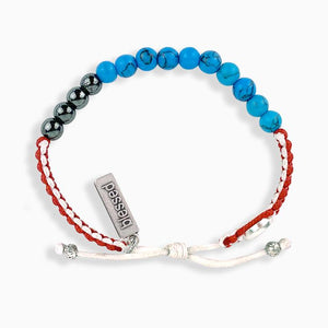 Protect & Serve in Gratitude Bracelet