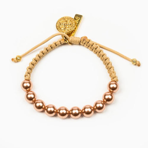 Radiant Blessing Bracelet - Gold