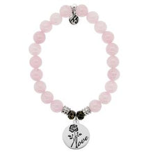 Load image into Gallery viewer, TJazelle Rose Charm Bracelet
