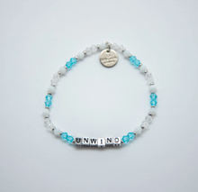 "Load image into Gallery viewer, Little Words Project ""Unwind"" Bracelet"