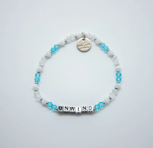 "Little Words Project ""Unwind"" Bracelet"