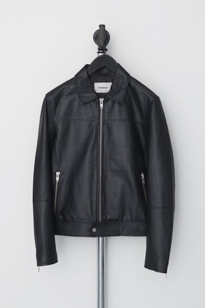 Load image into Gallery viewer, Syd Leather Jacket