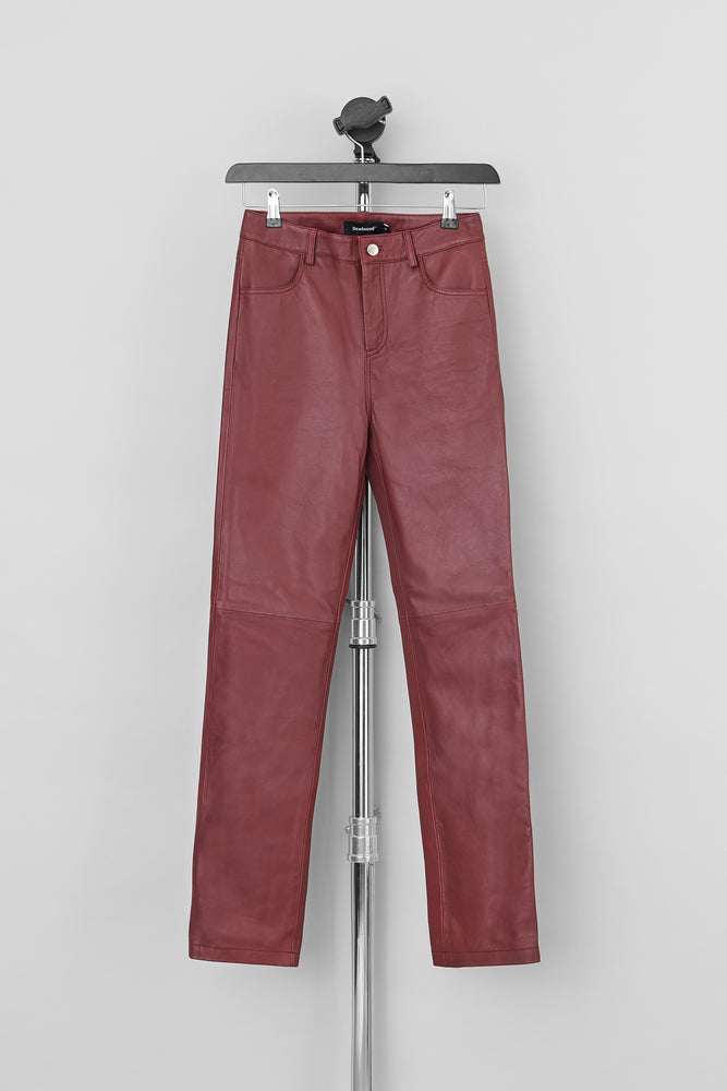 Load image into Gallery viewer, Phoenix Pants Deep Red