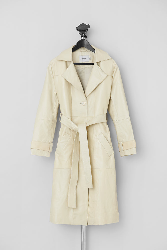 Terra Trench Off White