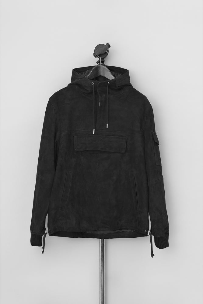 Anchor Anorak Suede
