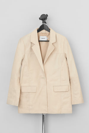 Load image into Gallery viewer, Brooke Blazer Beige