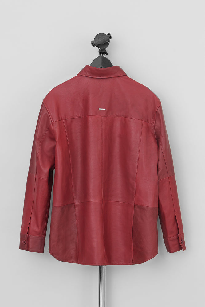 Load image into Gallery viewer, Unisex Shoreline Shirt Red