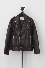 Biker Jacket Brown