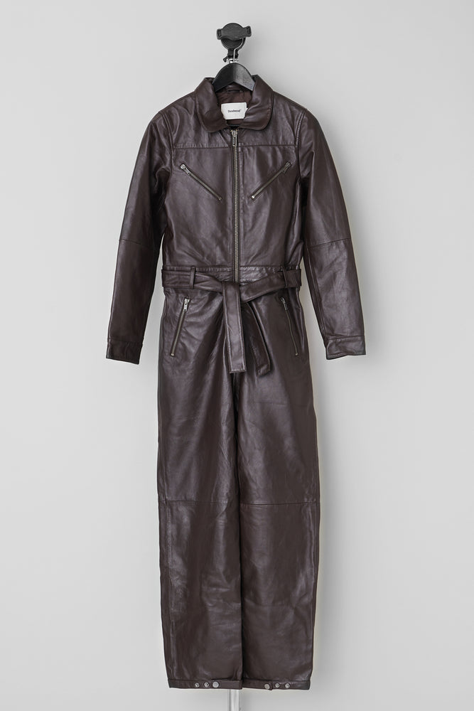 Load image into Gallery viewer, Jett Jumpsuit Brown