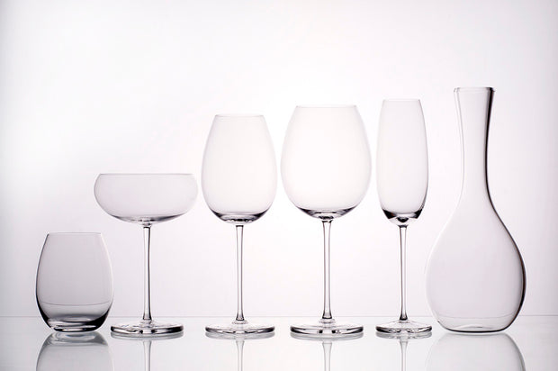 La Nuit glass set