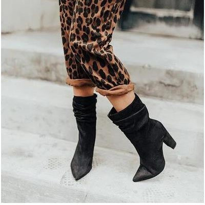 Mid-Calf Boots for Ladies