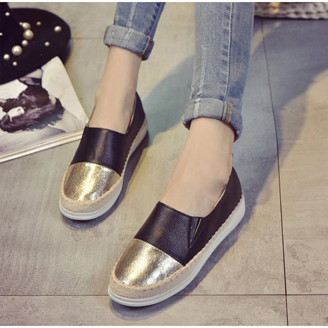Casual Espadrille Flat