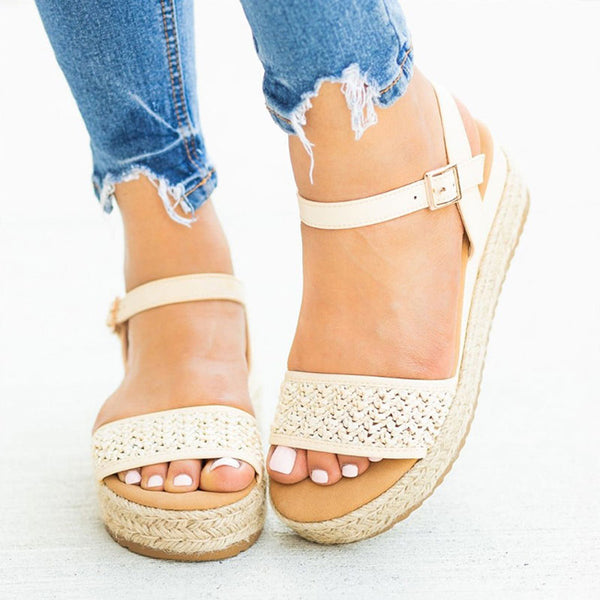 Rome Wedge Sandals