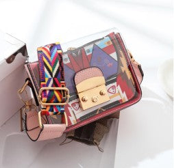 Mini Transparent Funny Bag