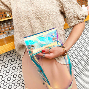 Transparent  Pack Waist Bag