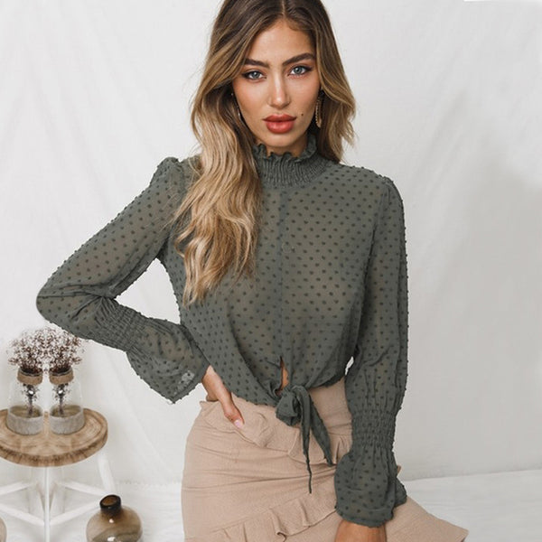 Lace U - Long Sleeve Shirt