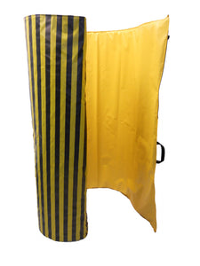 9'W X 6'H  BumbleBee Roll-Up Safety Screen