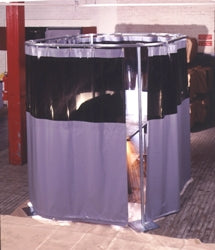 Free Standing Welding Curtain Kit