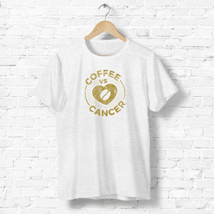 White Coffee vs Cancer TShirt