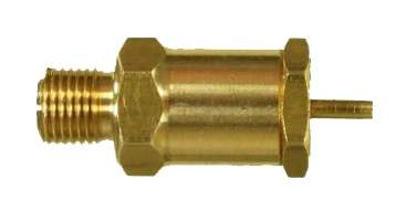 4133 Safety Valve - 0 to 60 PSI