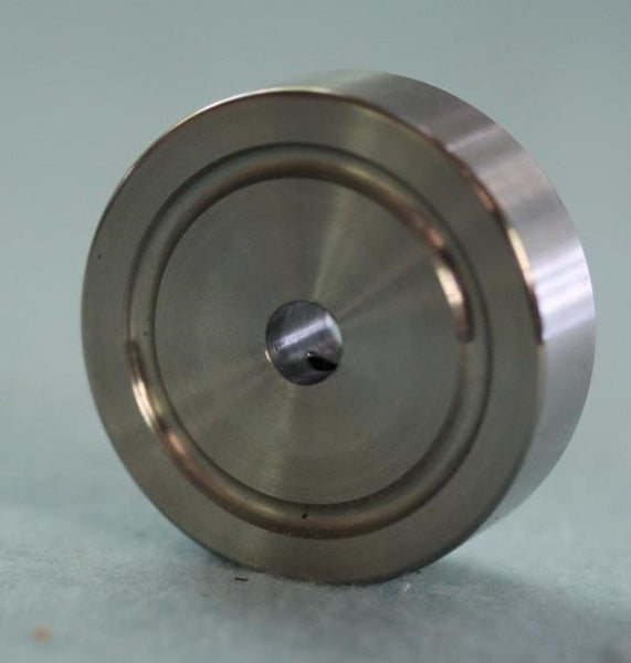 2031 Stainless Steel Marine Flywheel-Machined
